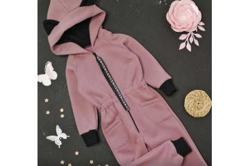 Комбинезон грязно - розовый  САТ