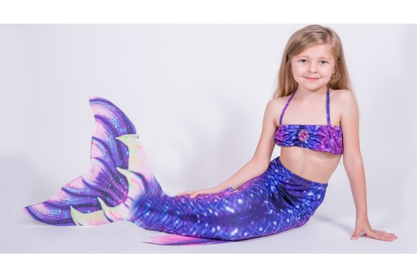 Хвост русалки Виолетта