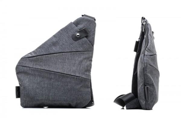 Ультратонкая сумка Fino, серая